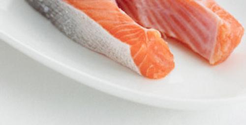 Zamana karşı koruyan somon balığı