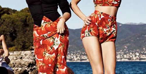 Dolce & Gabbana Monica Belluci işbirliği