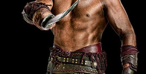 İşte yeni 'Spartacus'