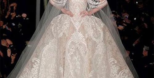 Elie Saab 2013 İlkbahar Couture Koleksiyonu