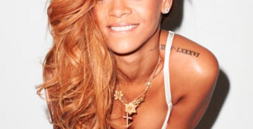Rihanna'nın Rolling Stone  çekimi