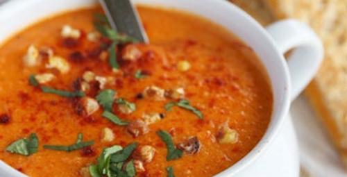 Hızlı lezzet: Mısırlı Domates Çorbası