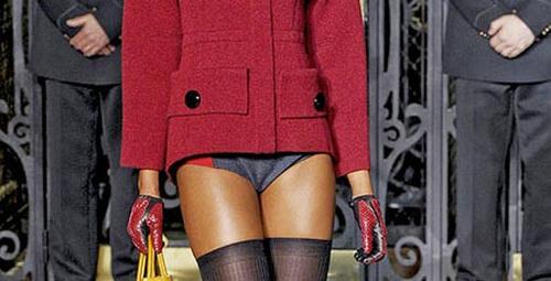 Louis Vuitton'un kışı böyle geçer