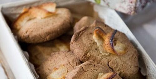 Kestane dolgulu kurabiye nasıl yapılır?