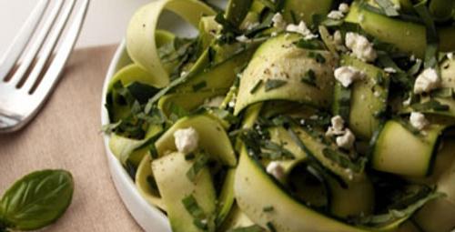 Sağlık harmanı: Kabak Salatası