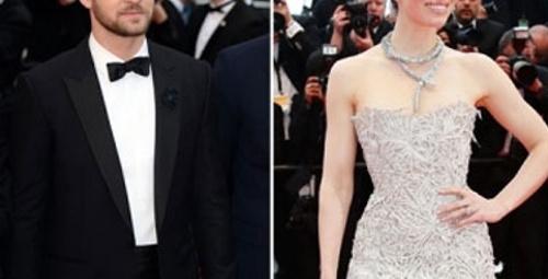 Cannes Film Festivali en şık çifti!