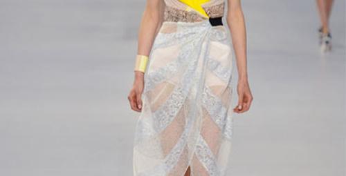 Dior'dan fark yaratan defile!