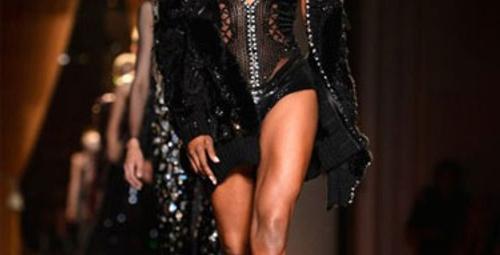 Naomi Cambell'lı Paris Moda Haftası!
