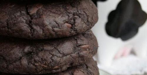 Çikolatalı diyet kurabiye nasıl yapılır?