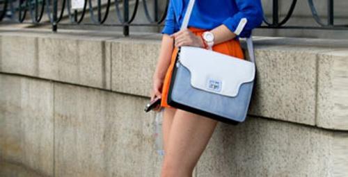 New York Moda Haftası'ndan sokak modası!