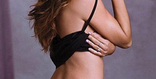 Adriana Lima'dan seksi iç çamaşırı çekimi