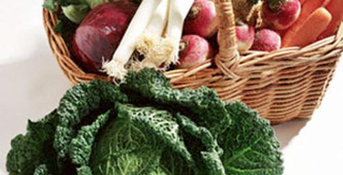 Kış sebzelerini hatırlamak gerek!