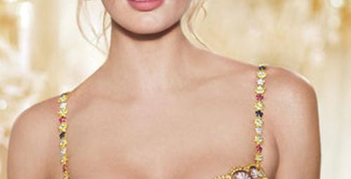 10 milyon dolarlık sütyen Candice'de!