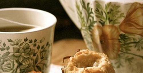 Beş çayınıza talip: Marmelatlı Kurabiye