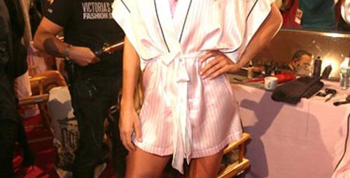 En seksi model Doutzen Kroes!