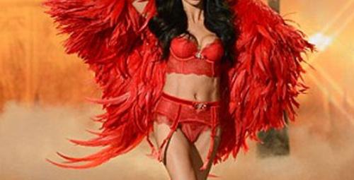 VS 2014 defilesi : Cennet Kuşları!