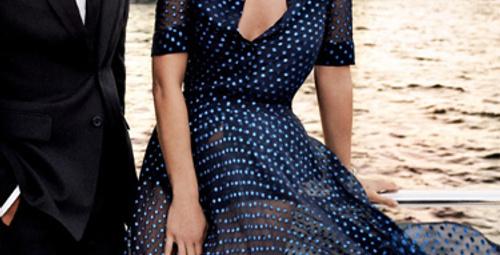 Kate Moss'un muhteşem İstanbul çekimi!