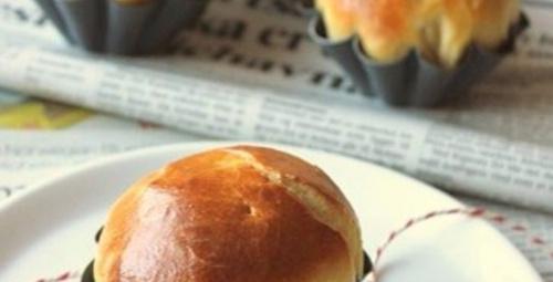 Briyoş ekmek tarifi (Brioche)