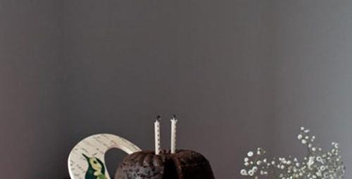 Keçiboynuzlu kek tarifi!