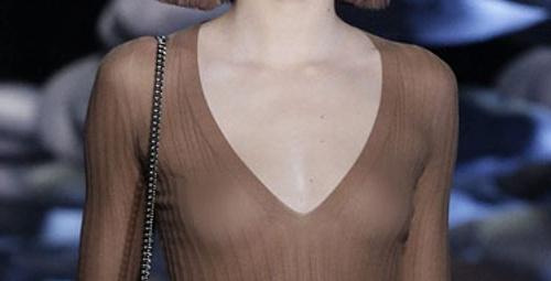 Kendall Jenner'ın podyumdaki yükselişi!