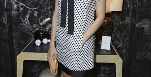 Eva Mendes 60'lara geri döndü!