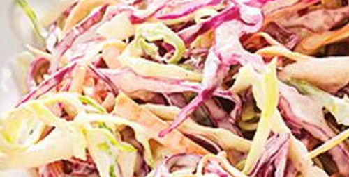 Günün lezzeti: Lahana Salatası