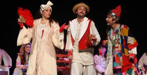 İBB Şehir Tiyatroları'nda Çocuk Oyunları Haftası