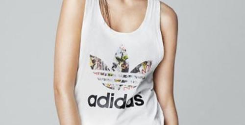 Topshop-Adidas işbirliği 2014 İlkbahar/Yaz!