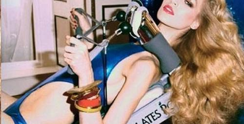 Vanessa Axente güzellik adına ne yapıyor?