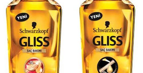 Gliss Günlük Saç Bakımı Yağ İksiri!