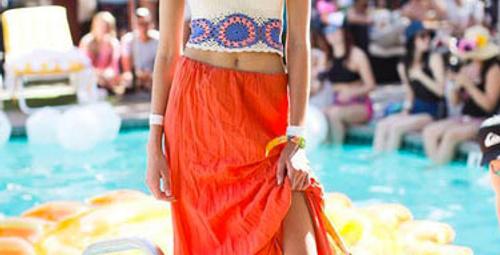 Coachella festival şıklığı!
