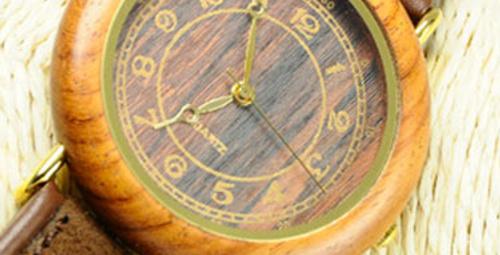 Bu yazın trendi: Ahşap Saatler!