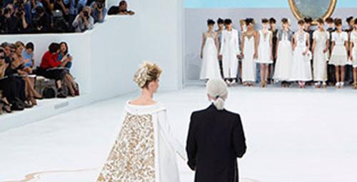 Chanel Haute Couture 2014-2015 Sonbahar/Kış