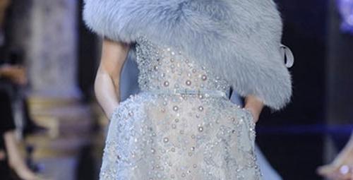 Couture Moda Haftası'nın en güzel elbiseleri!