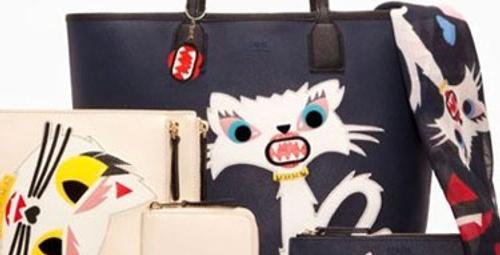 Lagerfeld'in kedisinden Monster Choupette aksesuar serisi!