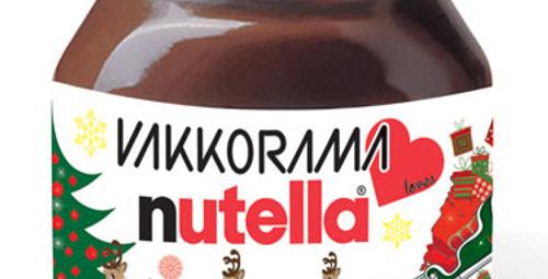 Vakkorama yeni yılın en lezzetli hediyesini tasarladı!