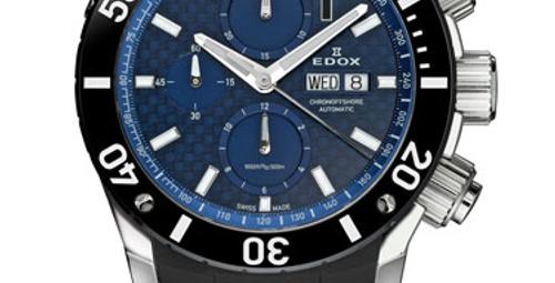 Edox'un e hızlı saati 'Class 1' Türkiye'de