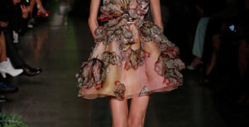 Paris Couture Moda Haftası 2015'e damga vuran detaylar!