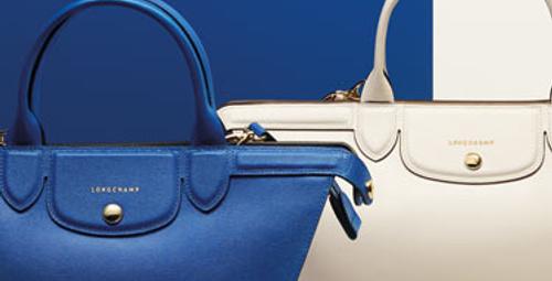 Longchamp'dan üç yeni model!