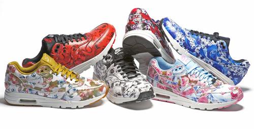 Yeni Nike Air Max koleksiyonu çiçek açıyor!