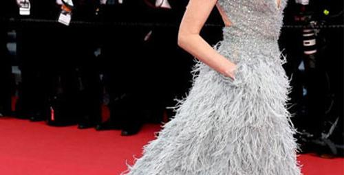 2015 Cannes Film Festivali'nin en iyi saç ve makyajları!