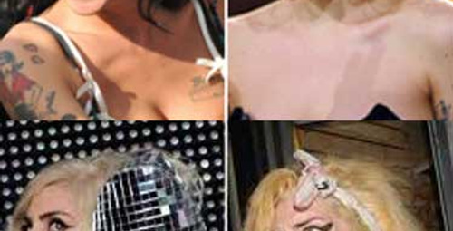 Amy, Lady Gaga'da hayat bulacak