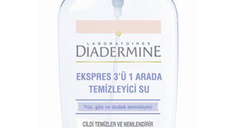 Diadermine ile ekspres cilt güzelliği