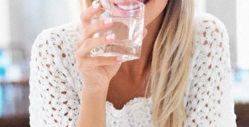 Zayıflamak için suyu ne zaman içmeli?