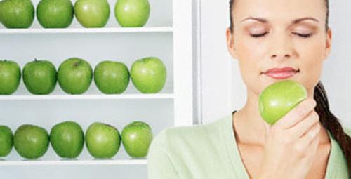 Garantili 'elma' diyeti