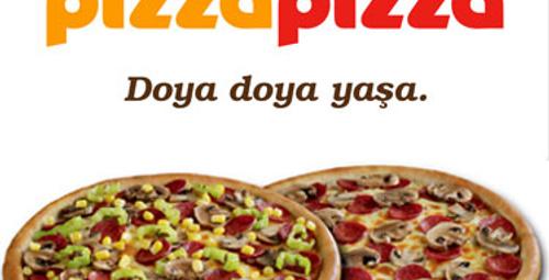 Pizza Pizza'dan büyük fırsat!