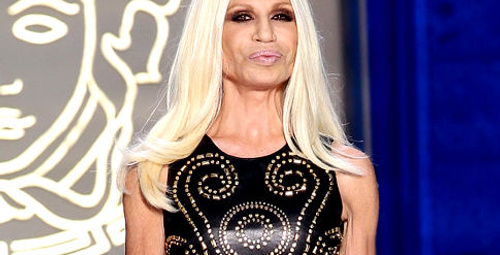 H&M'in yeni tasarımcısı: Donatella Versace