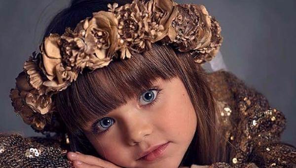 Dünyanın en güzel kızı kim merak ediyor musunuz? Anastasia Knyazeva kimdir?