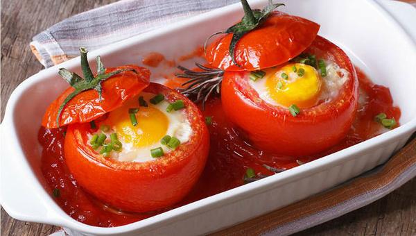 Yumurtalı domates dolması nasıl yapılır? Gerekli malzemeler nelerdir?