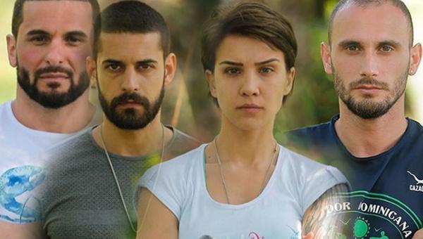 Survivor yarışması yeni gelen Batuhan Eruygun Mustafa Kemal Kurt Elif Şadoğlu Yiğit Dikmen kimdir?